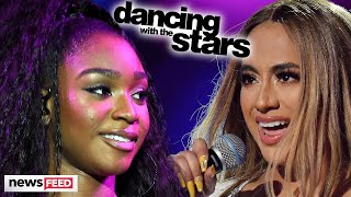 Ally Brooke Joins 'DWTS' And Credits Normani's Success As Reason For Joining!