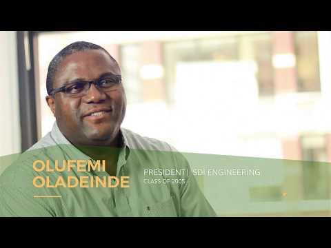 I AM JBS: Olufemi Oladeinde