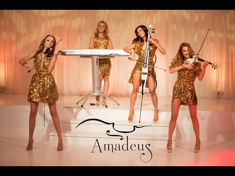 Resultado de imagem para Amadeus Electric Quartet - She's The One