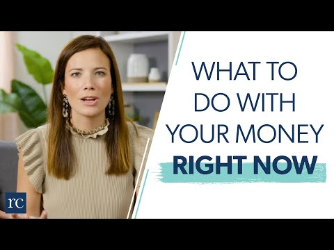Find Out the Smartest Things to Do With Your Money Right Now!