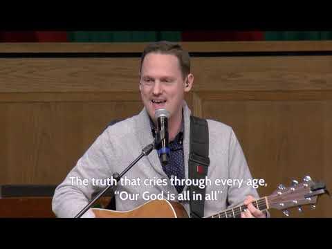 Full Service - 11/03/2019 - Christ Church Nashville