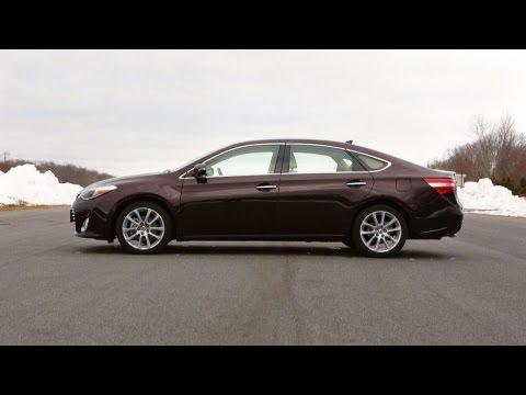 2013 Toyota Avalon first drive   Consumer Reports - UCOClvgLYa7g75eIaTdwj_vg