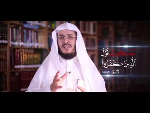 برنامج غريب القرآن | الحلقة 54 - { يُضَاهِئُونَ }