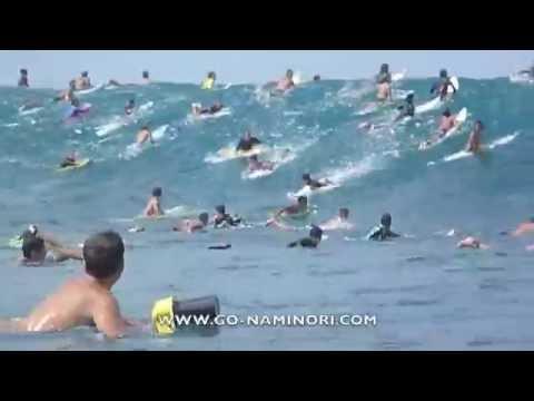 SURFING HAWAII: BIG PIPELINE FIRST SWELL! [ハワイ:パイプライン] - UCI0OC-mMs_zPyVeaCHcxIJQ