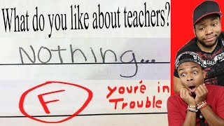 Funniest KID TEST Answers Part 26 ft My Brother