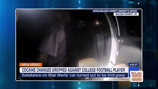 WTH?!? Cops Mistake Bird Poop For Cocaine, Charge Georgia Southern Student Athlete With Possession