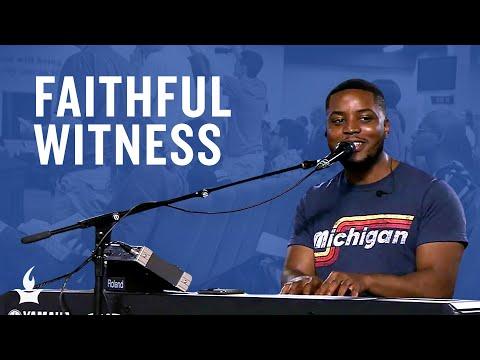 Faithful Witness -- The Prayer Room Live Moment