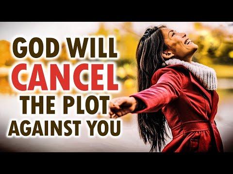 God Will CANCEL the PLOT Against YOU - Morning Prayer