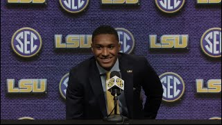 LSU safety Grant Delpit on the upcoming season