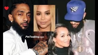 Lauren London Shares Nipsey Hussle Never Seen b4 Video for his Birthday 🥳