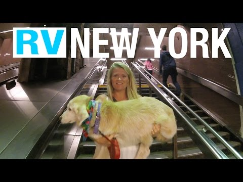 RV America New York City (Ep 19: Keep Your Daydream)