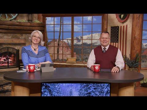 Charis Daily Live Bible Study: Daniel Amstutz - January 5, 2021