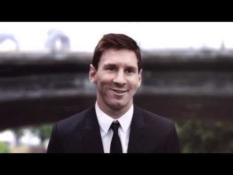 Samsung GALAXY Note 3 - Messi's Note Commercial