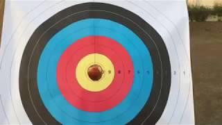 Tarundeep Rai | Archery trick shots | Shoot an apple with Arrow