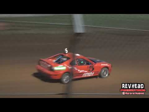 National 4's - Final - Gympie Speedway - 10/4/2021 - dirt track racing video image