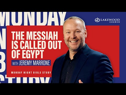 The Messiah Is Called Out Of Egypt  Pastor Jeremy Marrone