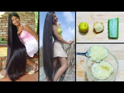I Apply Aloe Vera Gel 2 Times In A Week To Get My Double Hair Growth | Magical Double Hair Growth