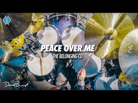 Peace Over Me (The Belonging Co) // Drum Cover // Daniel Bernard