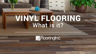Vinyl Flooring - What is it? video thumbnail