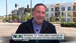 Nearly $5B Charge to Boeing