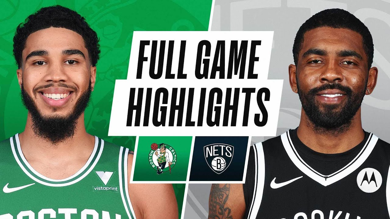 CELTICS at NETS | FULL GAME HIGHLIGHTS | March 11, 2021