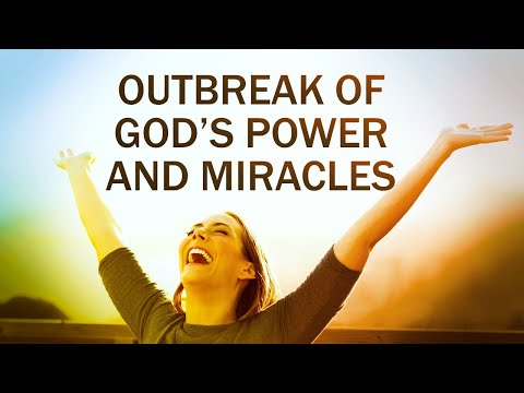 OUTBREAK OF GOD'S POWER AND MIRACLES - BIBLE PREACHING PASTOR SEAN PINDER