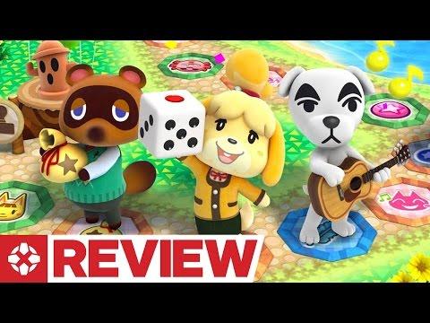 Animal Crossing: amiibo Festival Review - UCKy1dAqELo0zrOtPkf0eTMw