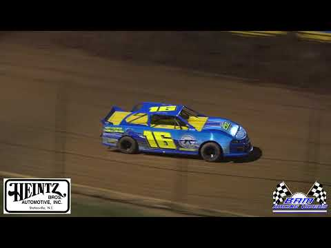 Stock 4 Feature - Lavonia Speedway 6/4/21 - dirt track racing video image