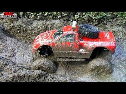 RC Trucks Mud SPA! 11 Trucks mudding at Butterfly Trail - Axial SCX10 RC4WD Trail Finder 2 - UCfrs2WW2Qb0bvlD2RmKKsyw