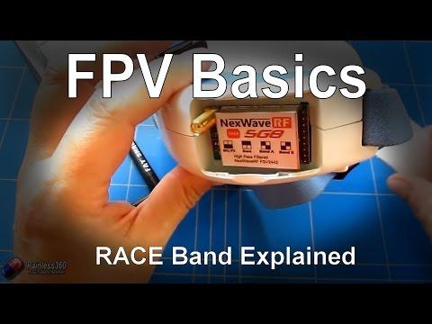 FPV Basics: Race Band explained - UCp1vASX-fg959vRc1xowqpw