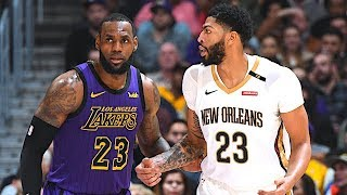 Pelicans Exec David Griffin: Lakers Were Most Aggressive Team Pursuing AD | The Rich Eisen Show