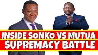Inside Mike Sonko and Alfred Mutua supremacy battle