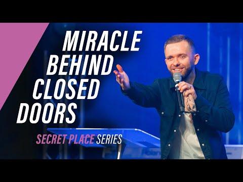 MIRACLE BEHIND CLOSED DOORS  Pastor Vlad