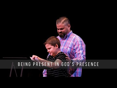 Being Present in Gods Presence