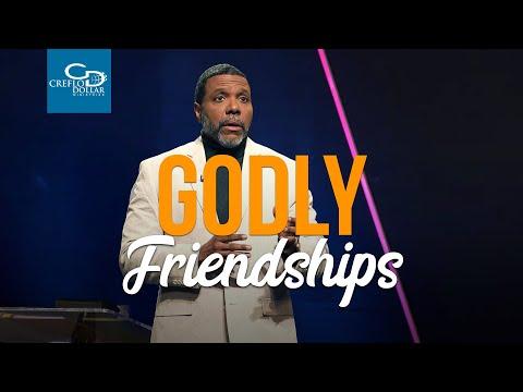 Godly Friendship - Sunday Service