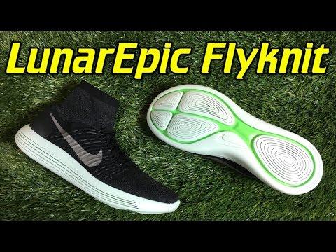 Nike LunarEpic Flyknit (Midnight Pack) - Review + On Feet - UCUU3lMXc6iDrQw4eZen8COQ