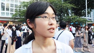 The Perception of Anime Geeks/Otaku in Japan (Street Interview)
