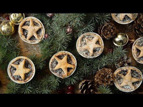 VEGAN MINCE PIES | 12 DAYS OF CHRISTMAS