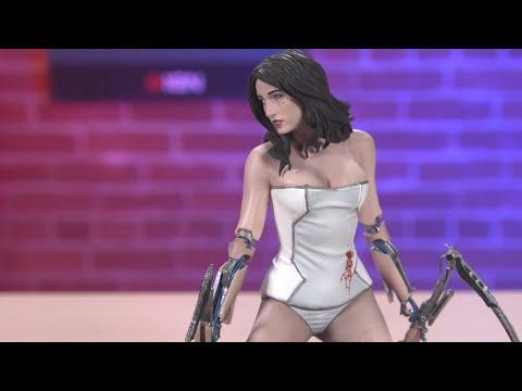 Unboxing Cyberpunk 2077's Exclusive E3 2018 Statue - UCKy1dAqELo0zrOtPkf0eTMw