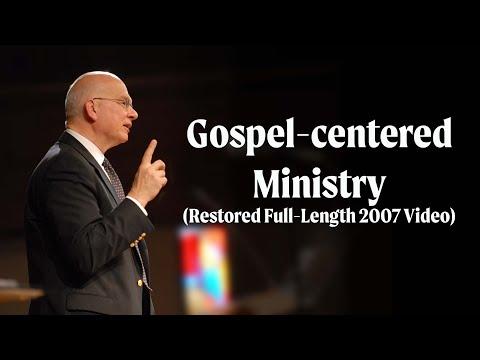 Tim Keller  Gospel-centered Ministry (Full Length)