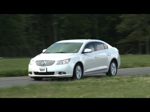 2012-2013 Buick LaCrosse eAssist review   Consumer Reports - UCOClvgLYa7g75eIaTdwj_vg
