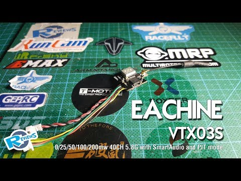 Eachine vtx03S on a race quad sample - UCv2D074JIyQEXdjK17SmREQ