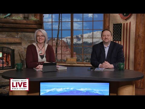 Charis Daily Live Bible Study: Turning Trials Into Triumph - Rick Mcfarland - March 12, 2021