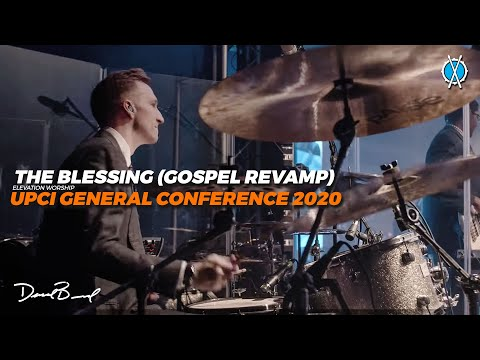 The Blessing (Gospel Revamp) Drum Cover // Elevation Worship // UPCI General Conference 2020