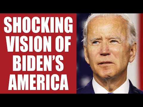 Shocking Vision of What Will Happen if Biden Wins