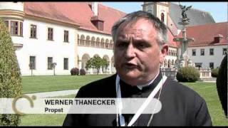 Stift Reichersberg: Mit Freude leben