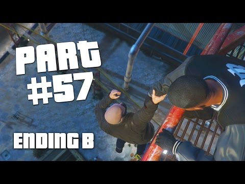 "GTA 5 - First Person Walkthrough Part 57 ""The Time's Come, Ending B"" (GTA 5 PS4 Gameplay) - UC2wKfjlioOCLP4xQMOWNcgg"