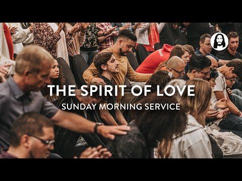 The Spirit of Love  Michael Koulianos  Sunday Morning Service