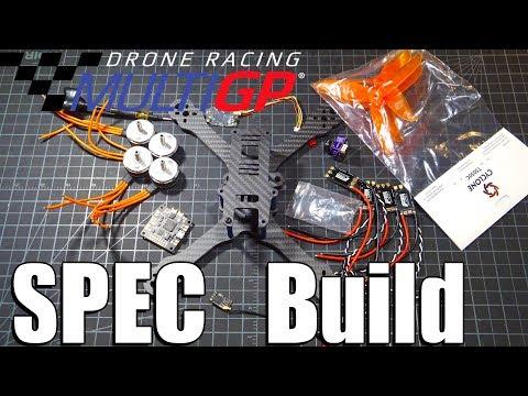 MultiGP 2017/2018 Spec Build : Timelapse - UC2c9N7iDxa-4D-b9T7avd7g