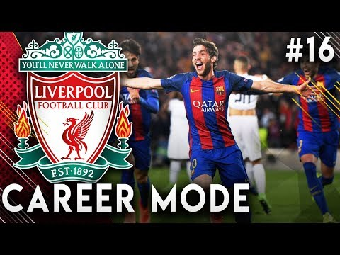 FIFA 19 Liverpool Career Mode EP16 - The Greatest Comeback In Champions League History?!